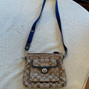 Coach Shoulder Satchel Bag